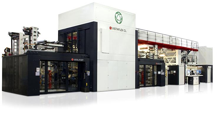 Accredo Asia's W&H Vistaflex CL Press